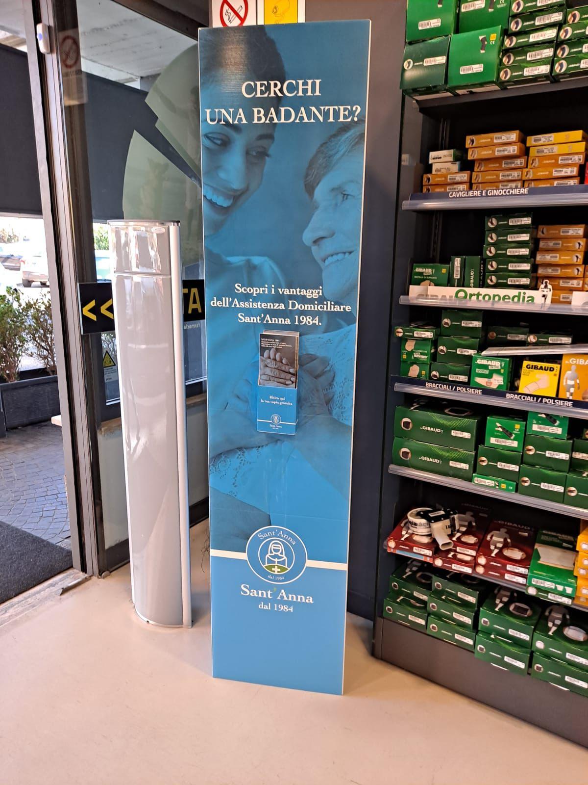 Farmacia San Giorgio - Via Amsterdam, 78