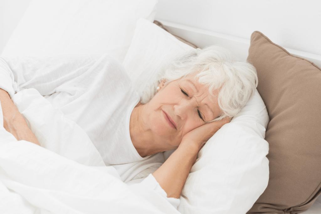 Disturbi del sonno negli anziani