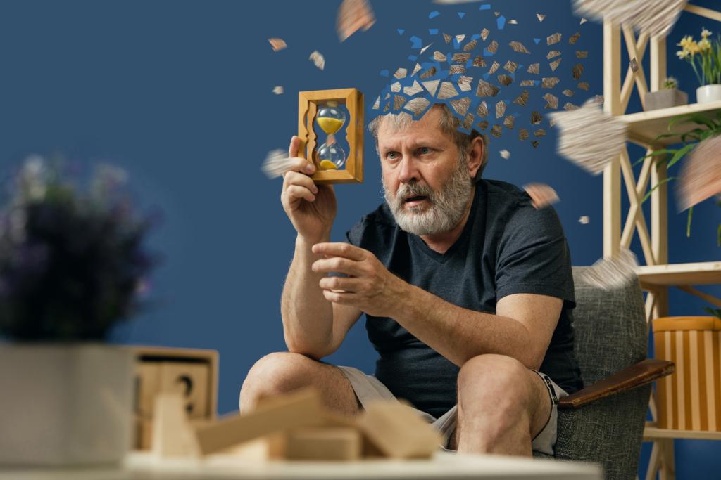 malattie neurodegenerative negli anziani